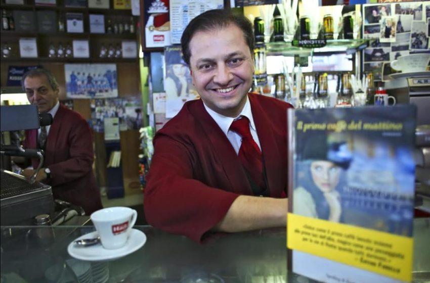 Diego Galdino: come un barista può diventare uno scrittore di fama internazionale