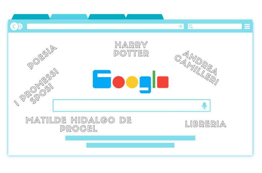 Le parole più cercate su Google nel 2019 a tema libri e letteratura