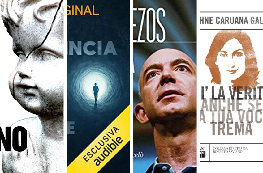 4 podcast italiani che raccontano storie vere: da Veleno e Buio di Pablo Trincia alla storia di Amazon