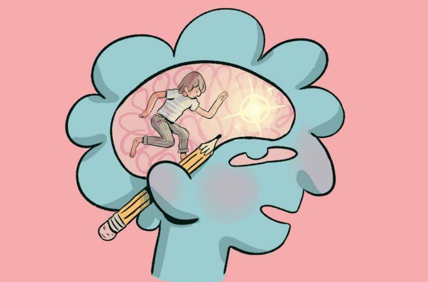 """""""Stai per entrare nella mia testa"""": una storia inconsueta sul blocco dello scrittore"""