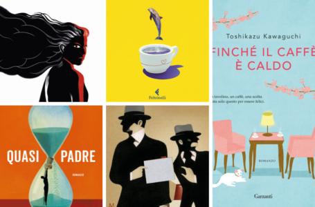 12 libri in uscita a marzo 2020: le novità