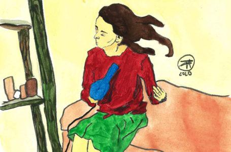 """""""Vera"""", una storia di Veronica Nucci. Cosa può succedere in una normale giornata """"lavorativa""""?"""