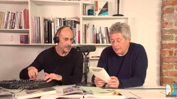 Fiesta Immobile: l'iniziativa letteraria di Alessandro Baricco per restare a casa ai tempi del Coronavirus