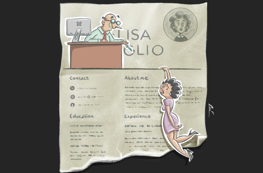 Il racconto della domenica: Human Resource di Matteo Parmigiani