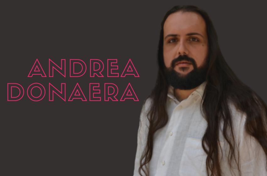 """Andrea Donaera: lo scrittore di """"Io sono la bestia"""" tra metal, letteratura e terre scandinave. Intervista"""