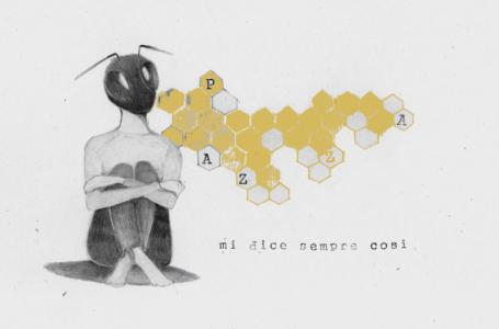 Restiamo ancora un po' – Illustrazione di Francesca Paola Turco