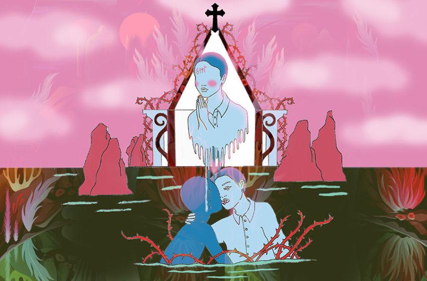 Il racconto della domenica: Il giorno in cui ha offeso il Signore con me di Federica Rigliani