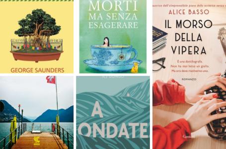 15 libri in uscita a luglio 2020: le novità