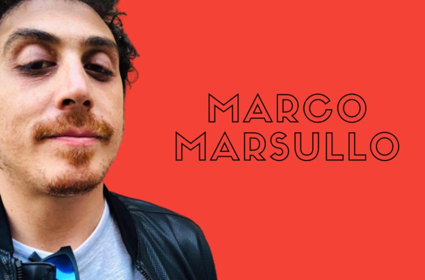 Marco Marsullo, intervista allo scrittore: libri, esordi e scrittura creativa