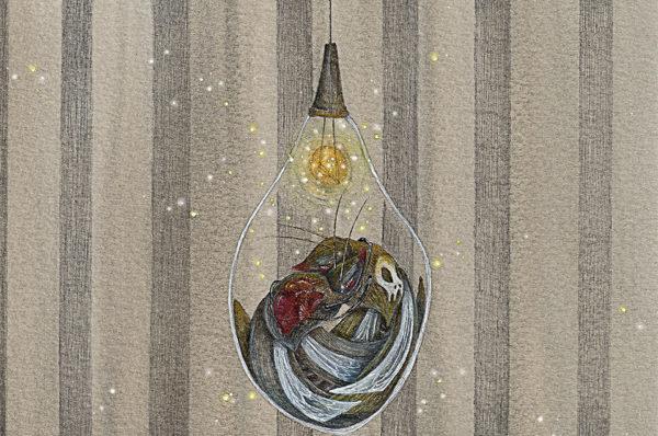 valzer cieco (bosoni come virgole)_illustrazione_julien Bertolin