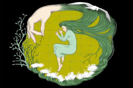 Il racconto della domenica: Il colore dell'insonnia è verde acido di Camilla Longo Giordani