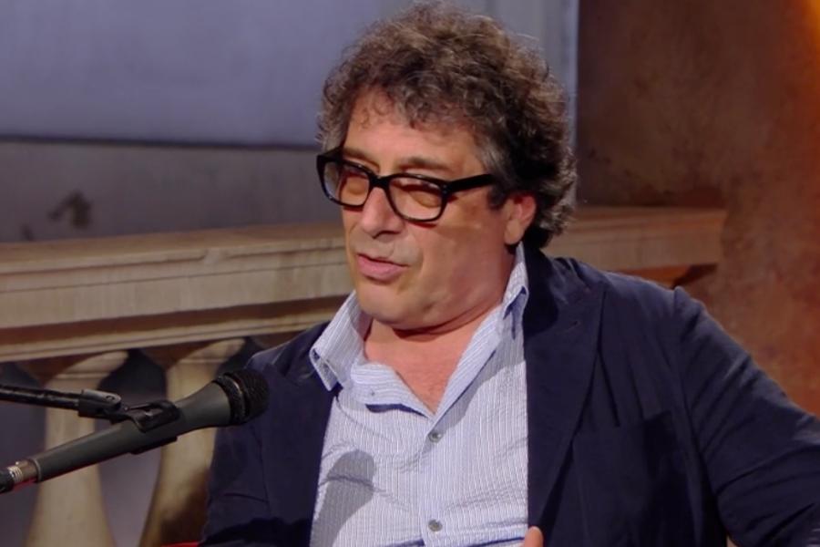 Sandro Veronesi al Premio Strega 2020