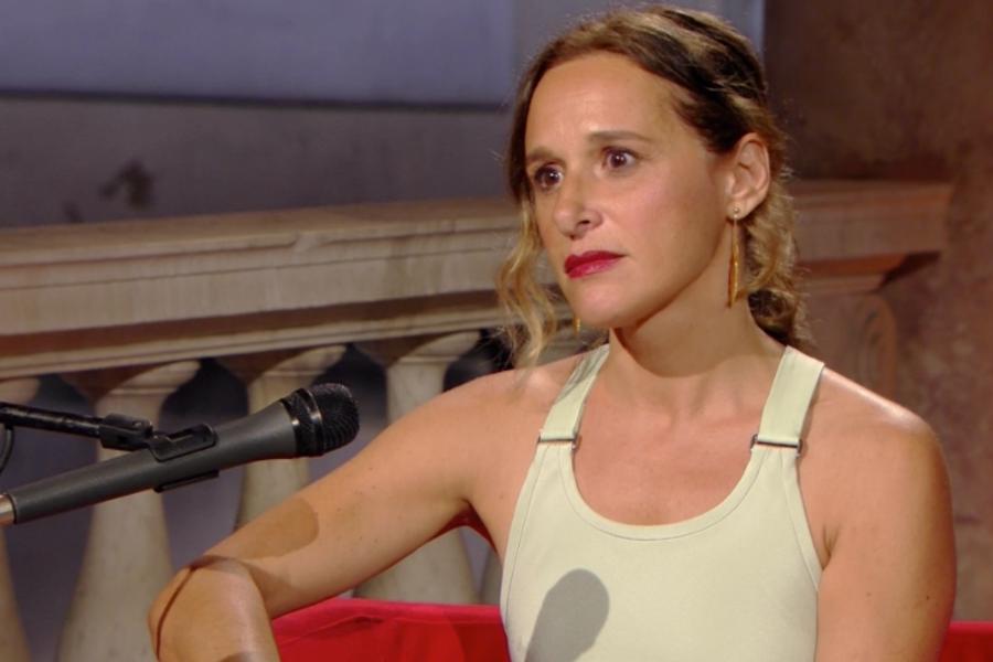 Valeria Parrella al Premio Strega 2020