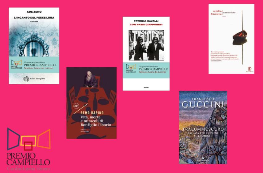 Premio Campiello 2020: i 5 libri finalisti