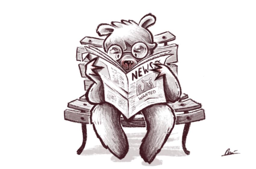 Il racconto della domenica: L'orso di Eva Luna Mascolino