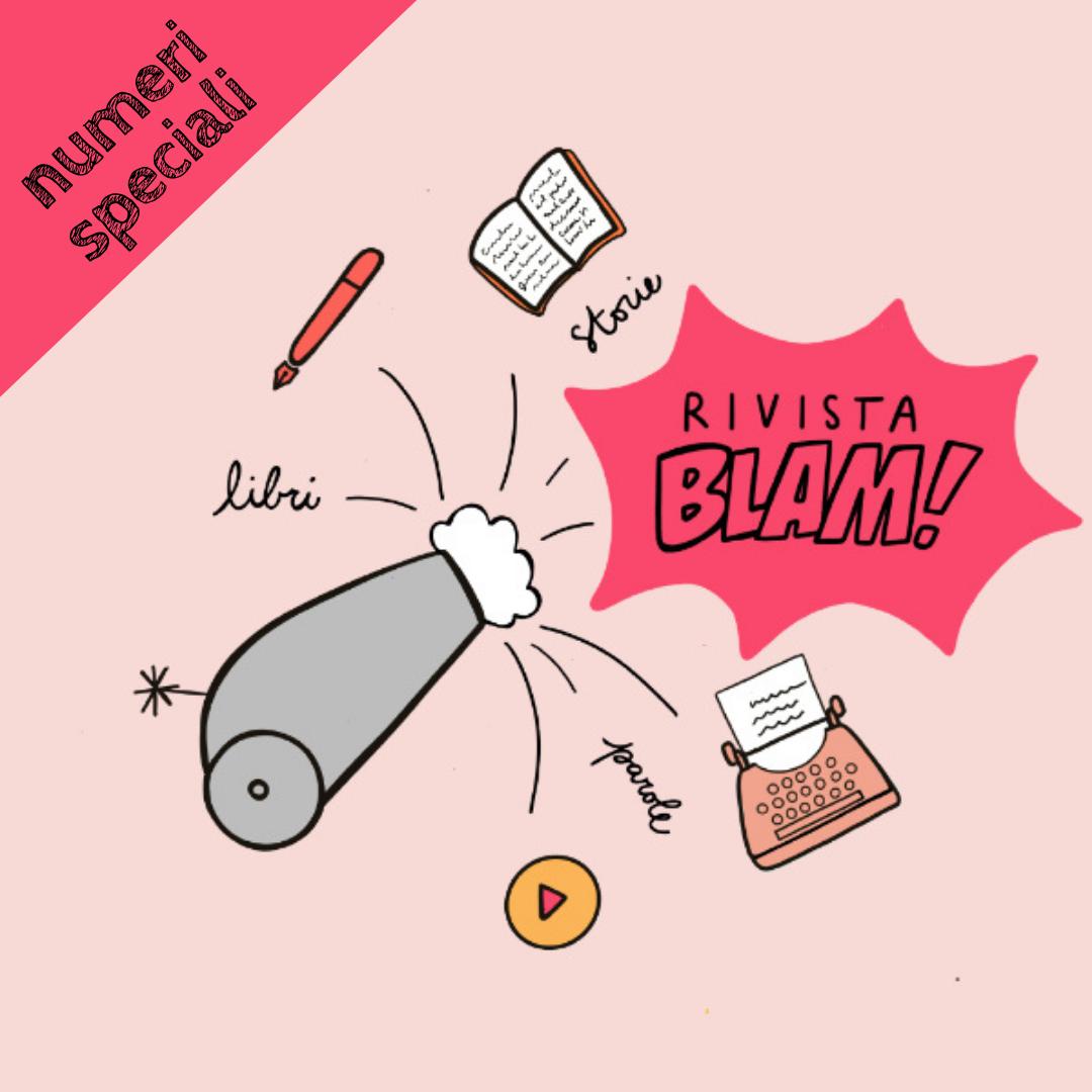 Rivista Blam_numeri speciali