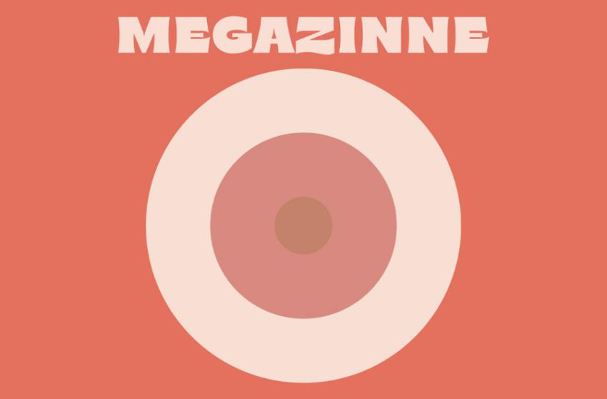 Megazinne: la rivista che parla solo di tette, e lo scopo è benefico