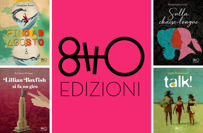 """8tto edizioni: una casa editrice, quattro amiche e un """"paio"""" di libri. La storia"""