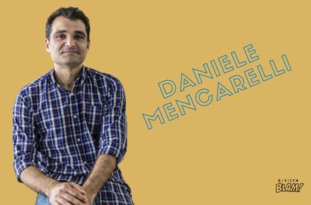 Daniele Mencarelli: sentimenti, libri, parole e salvezza di uno scrittore. Intervista