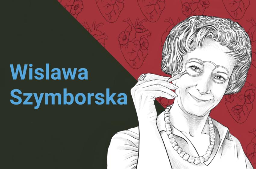 Ritratti di scrittori: Wisława Szymborska, chi era? Scoprilo in 5 parole