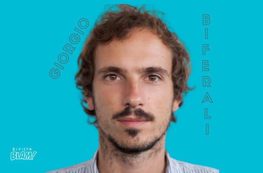Giorgio Biferali: un viaggio tra libri, scrittori preferiti e un po' di musica. Intervista