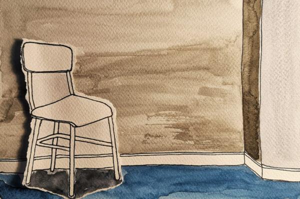 Venerdi sera_illustrazione di Marián Gómez Berga