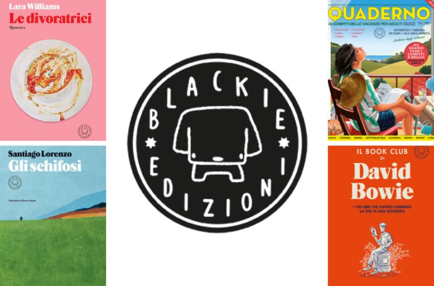 Blackie Edizioni: dalla Spagna all'Italia con il Quaderno di compiti per le vacanze (e non solo). Storia della casa editrice