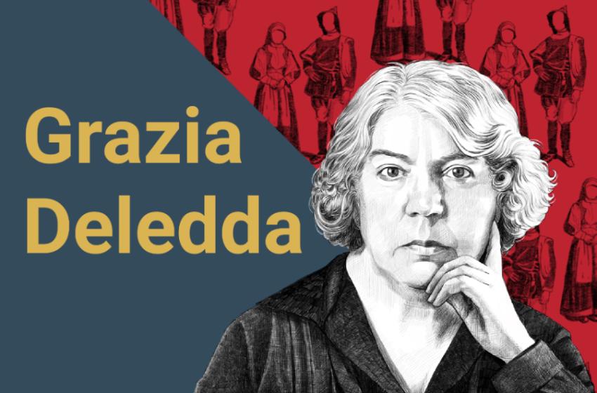 Ritratti di scrittori: Grazia Deledda, chi era? Scoprilo in 5 parole