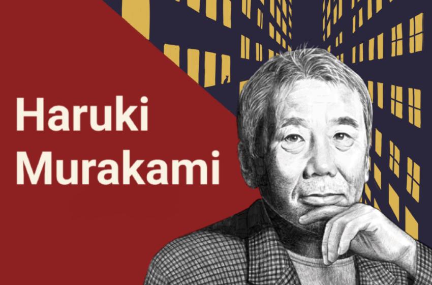 Ritratti di scrittori: Haruki Murakami, chi è? Scoprilo in 5 parole