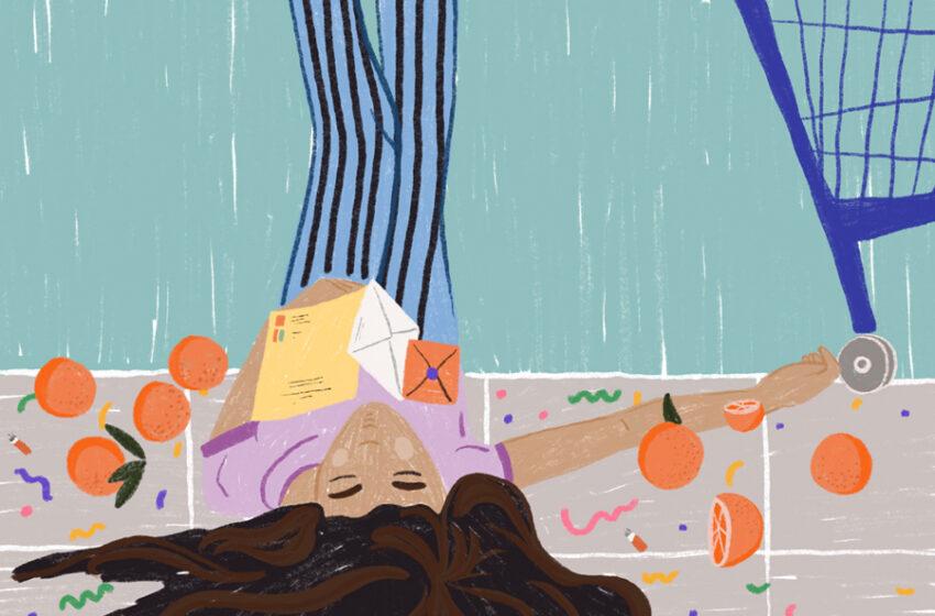 Il racconto del mercoledì: Agrumi in festa di Claudia Arcari