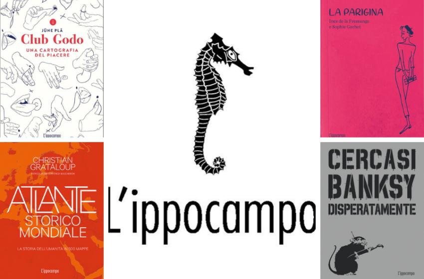 L'Ippocampo Edizioni, casa editrice: dai libri illustrati a quelli per ragazzi sino al manuale che ha rivoluzionato il modo di parlare di sesso. Intervista