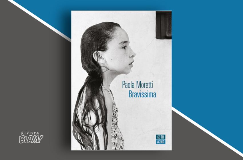 Bravissima: il romanzo d'esordio di Paola Moretti. Dalla ginnastica ritmica all'ossessione per la perfezione. Recensione