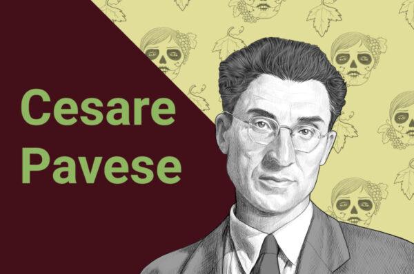 Cesare Pavese_ illustrazione_ Sonia De Nardo_