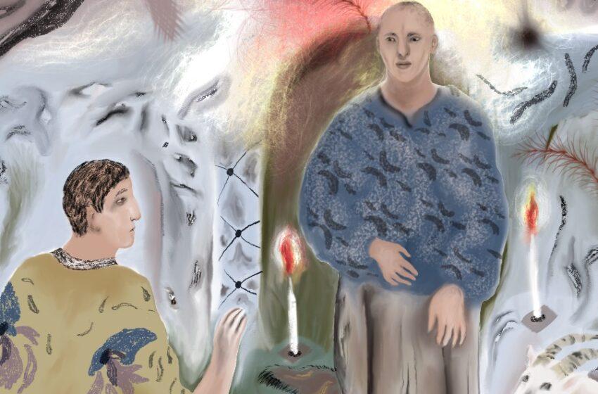 Il racconto della domenica: Rivelazioni sul pittore magico di Marco Corvaia