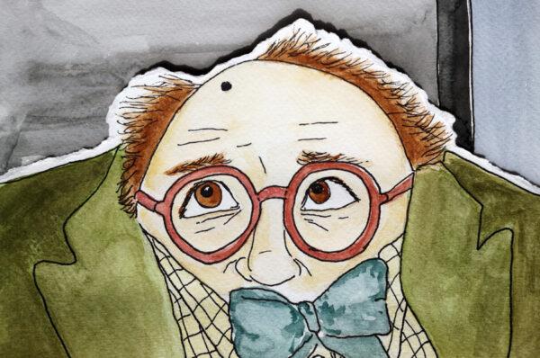 Teo il neo - illustrazione Marian Gomez Berga