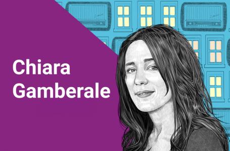 Ritratti di scrittori: Chiara Gamberale, chi è? Scoprilo in 5 parole