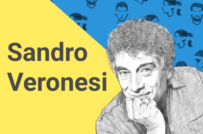 Ritratti di scrittori: Sandro Veronesi, chi è? Scoprilo in 5 parole