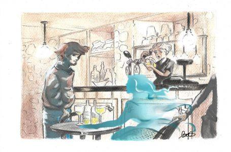Illustrazione di Marcella Pera