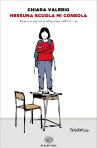 Nessuna scuola mi consola di Chiara Valerio