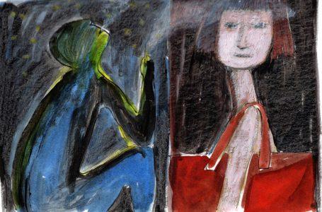 Illustrazione di Angela Barbiera
